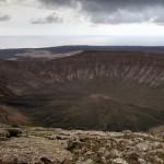 Caldera blanchas krater