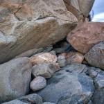Mixad sten