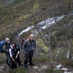 Pär, Halina och Günther