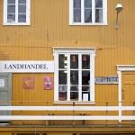 Lanthandeln i Nusfjord