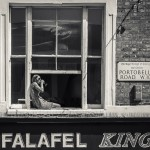 On top of the Falafel king