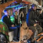 Cykeltaxi i Soho