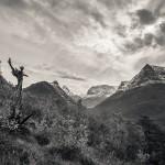 Bergspredikan, Innerdalen