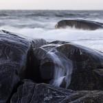 Svarta klippor