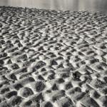 Pattern on a beach